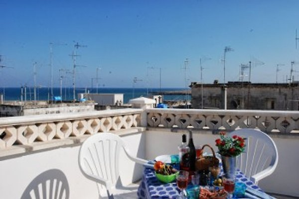 Sea holidays in beautiful hous à Monopoli - Image 1