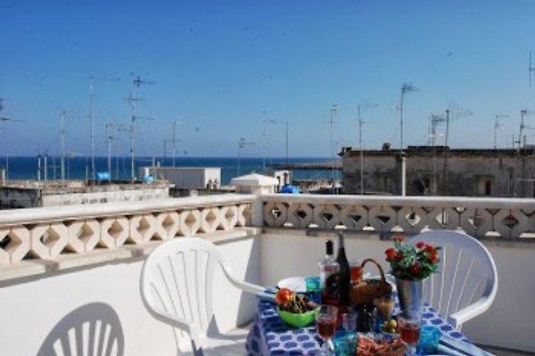 Sea holidays in beautiful hous à Monopoli - Image 1