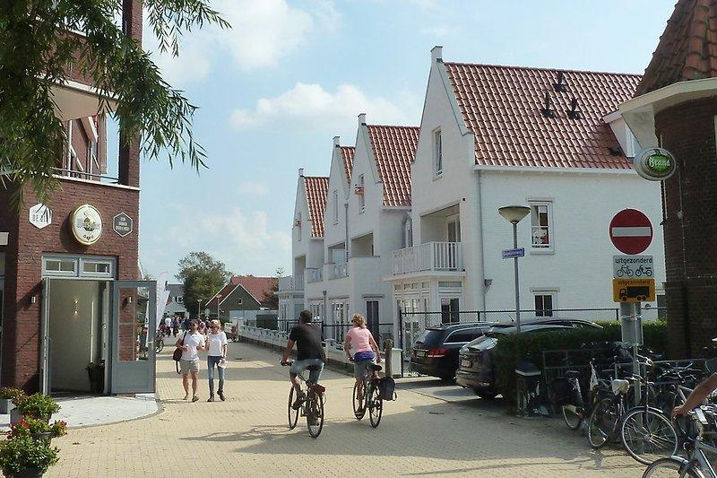 Duinhof Dishoek Elly Oostdijk Recreatie