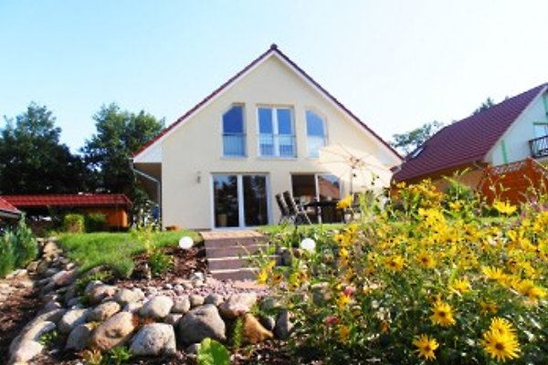 Ferienhaus Ellbogensee en Strasen -  1