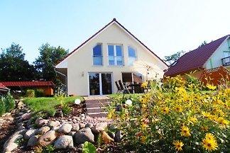Komfortables Ferienhaus Ellbogensee