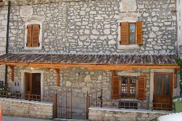 Haus Gasparini App.bis 8 Pers. in Funtana - Bild 1