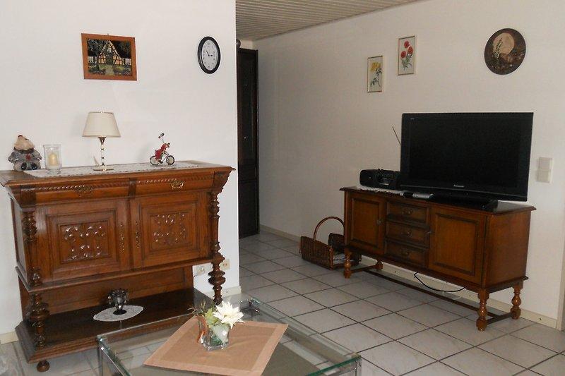 Ferienwohnung im sief ferienwohnung in nideggen mieten for Wohnzimmer 45qm