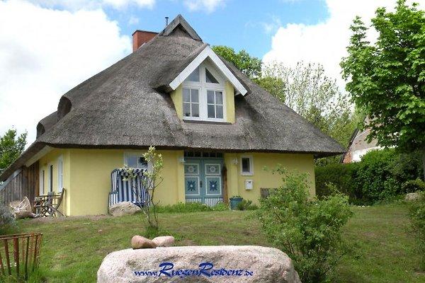 Das Reetdachhaus Silmenitz 1B