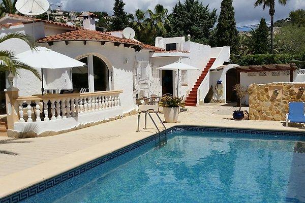 Villa Romantica en Benissa - imágen 1