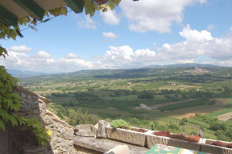 Panorama - Aussicht von der Terrasse