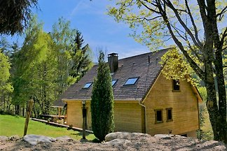 Le Chalet - Cottage en Alsace naturel