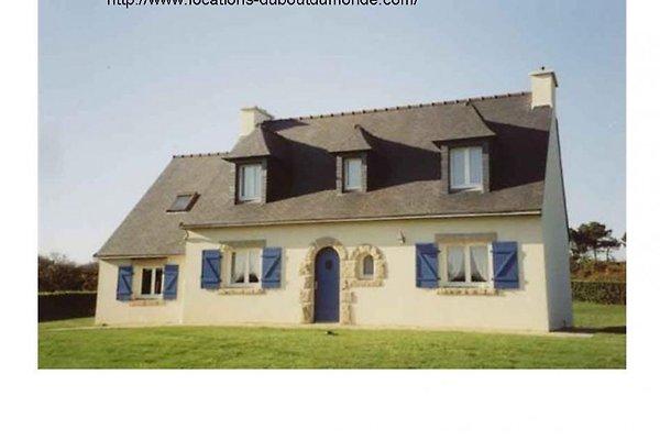 Camaret - ruhiges Haus, Meer im100m in Camaret-sur-Mer - Bild 1