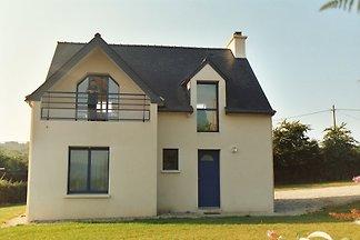 Camaret-Haus nahe Meer. 100m Strand