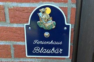 Domek letniskowy Ferienhaus Blaubär