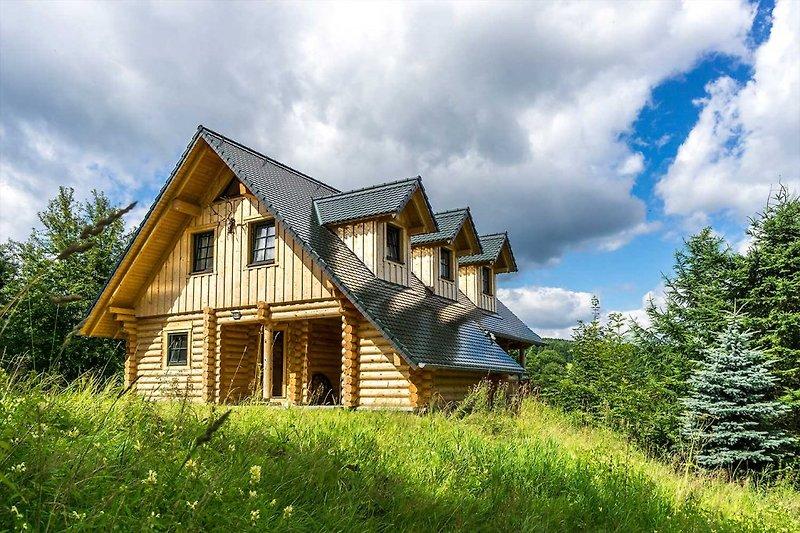 Log cabin-Seyde  à Hermsdorf - Image 2