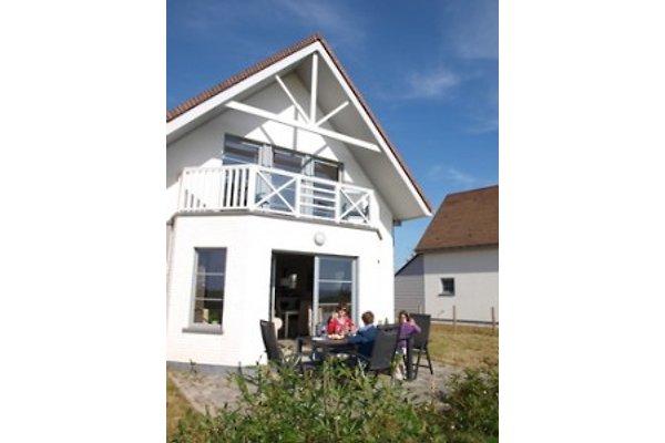 Villa Blaues Meer in Hardelot - Bild 1