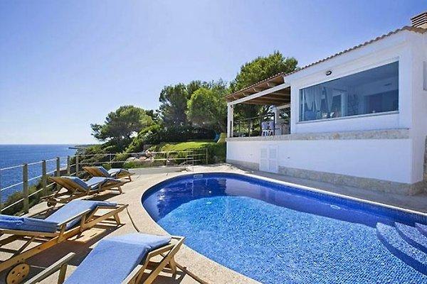 Villa mit Pool und Meeresblick Mallorca