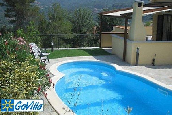 Villa Catania Liguria à Ligo - Image 1