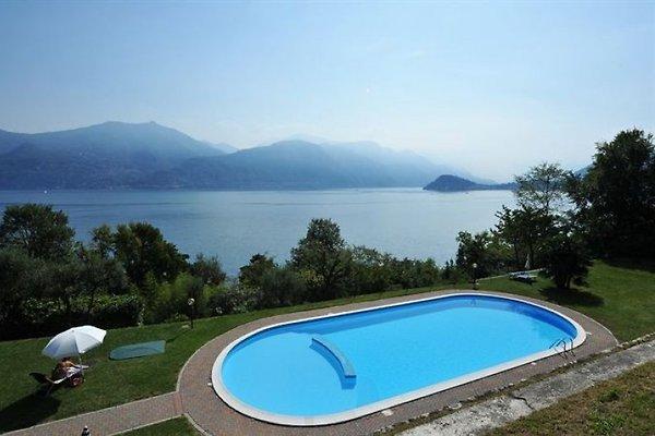 Ferienwohnung Menaggio Pool