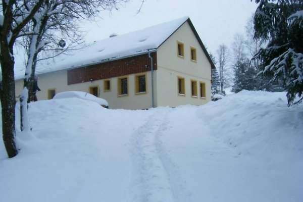 Ferienhaus im Skigebiet à Kralovec - Image 1