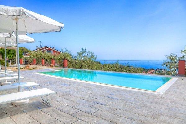 Ferienwohnung mit Pool Ligurien