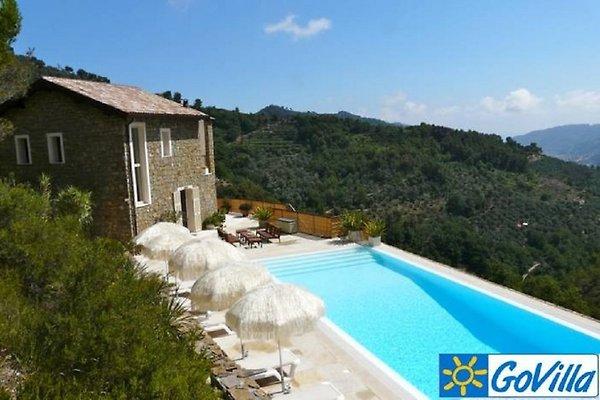 Villa Liguria in Soldano - immagine 1