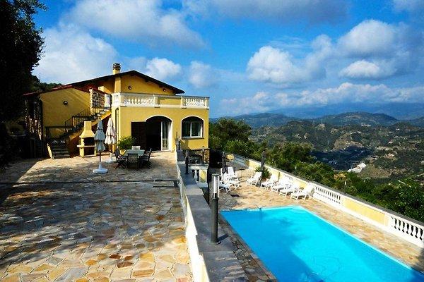 Villa Atlantis in Soldano - Bild 1