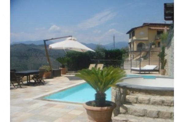 Villa Poseidon in Soldano - Bild 1