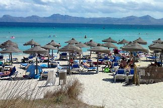 Villa Soleil et plage