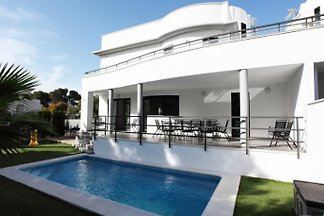 Villa an der Playa de Mallorca