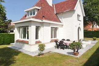 Villa Strandfreude am Meer Belgien