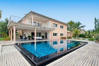 Villa con vista al mar Mallorca