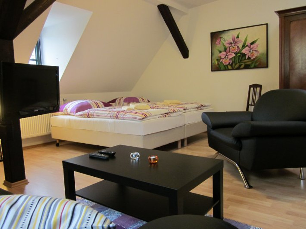 villa barbara dresden ferienhaus in dresden mieten. Black Bedroom Furniture Sets. Home Design Ideas