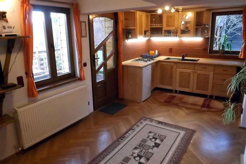 • Casa Zollo II • Studio apartment for your hiking holiday in the Transylvanian Carpathian Mountains near Sibiu, Romania