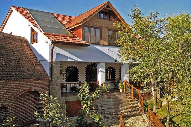 • Casa Crina • Karpaten Ferienhaus bei Sibiu-Hermannstadt in Transsilvanien-Siebenbürgen, Rumänien