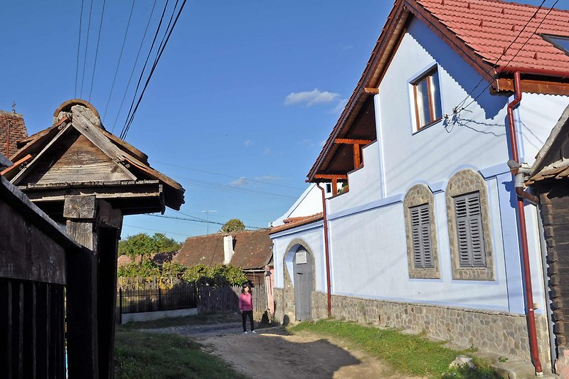 • CASA PELU • Carpathian country house near Sibiu Transylvania Romania