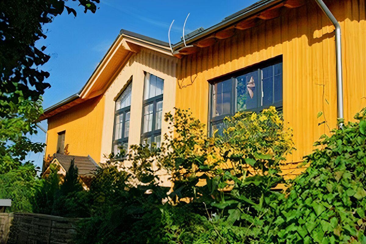 stay in town ferienwohnung in heinersdorf mieten. Black Bedroom Furniture Sets. Home Design Ideas