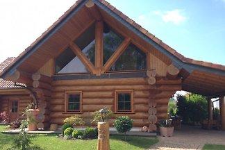 Naturstammhaus am Haff