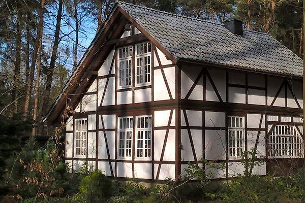 romantisches ferienhaus ferienhaus in gerdau mieten. Black Bedroom Furniture Sets. Home Design Ideas