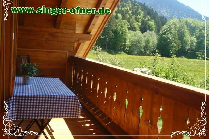 Ferienwohnung Singer-Ofner à Lenggries - Image 2