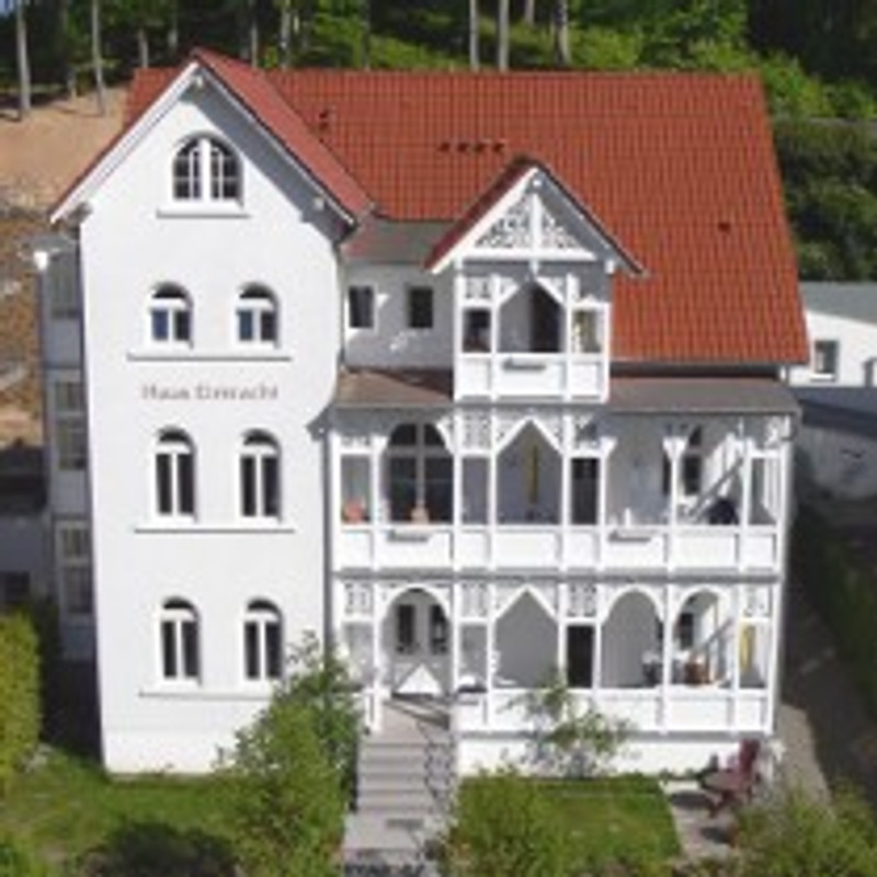 Haus eintracht holiday flat in sellin for Haus sellin