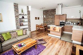 Duplex in Budapest zentrum