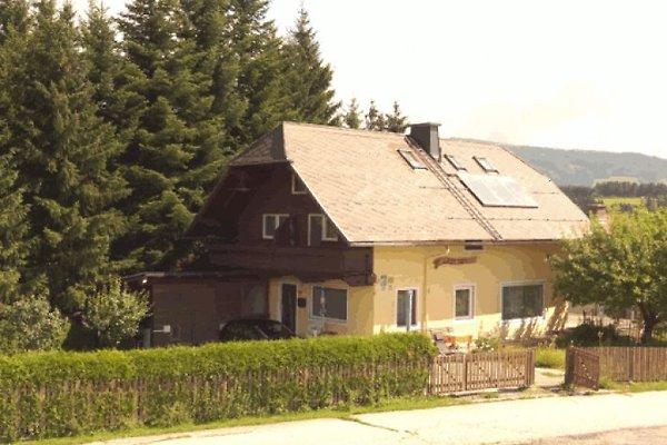 Deisl  Gäste Haus Deisl D + O à Mariapfarr - Image 1