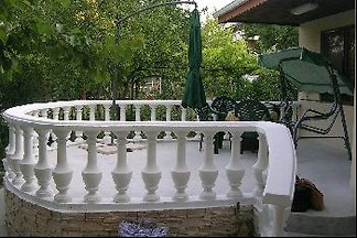 Holiday villa 250 m. from the beach