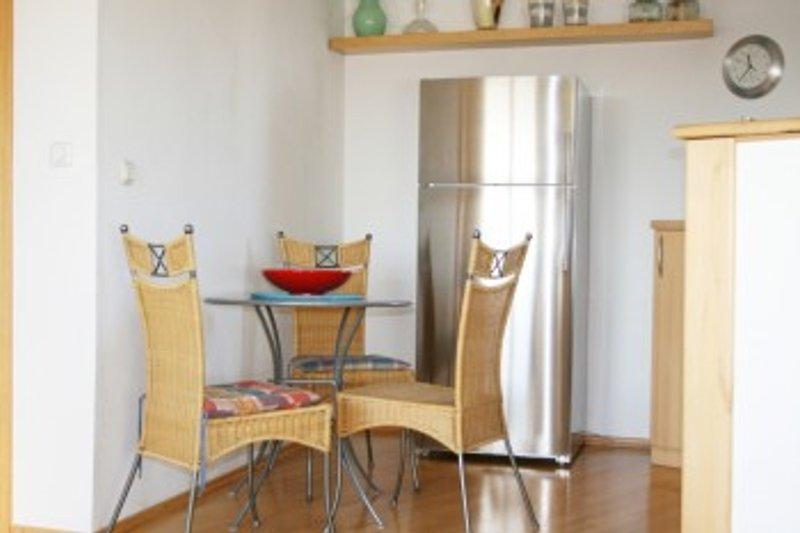 Essplatz zur offnenen Küche