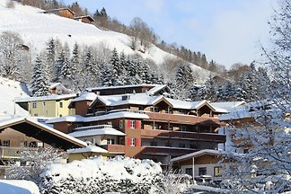 Luxe appartement in Saalbach