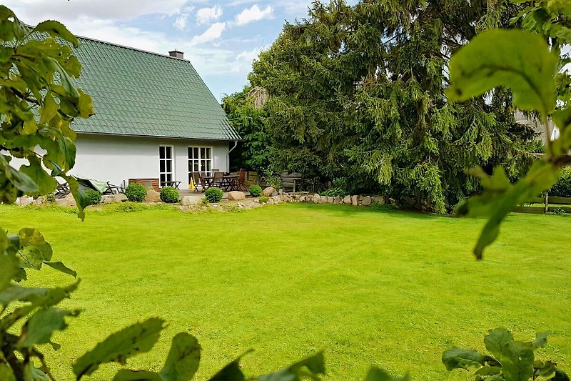 Haus-Himmelgrau