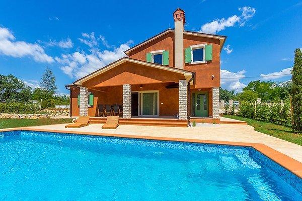Villa 526 in Rabac - immagine 1