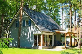 Das wunderschöne Blaue Haus