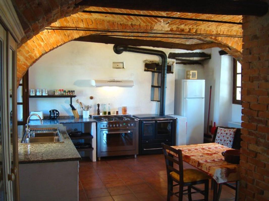 Ferien-Bauernhaus - Ferienhaus in Bonvicino mieten