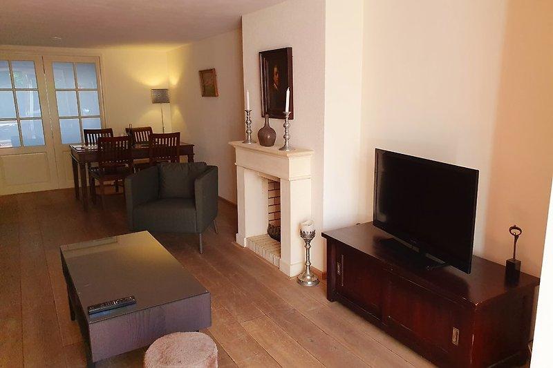 Wohnzimmer und mit Deutsche zenders