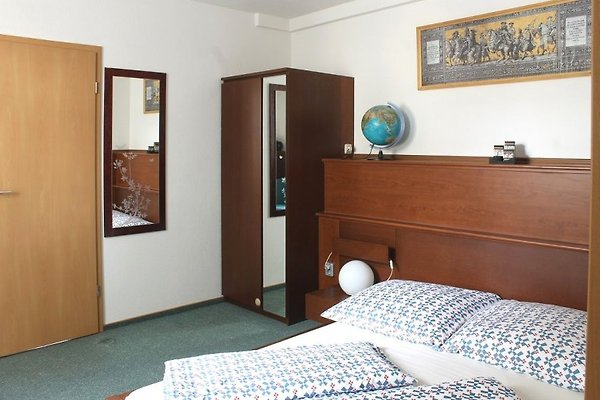 Apartment 2 Gästezimmer - Schlafzimmer
