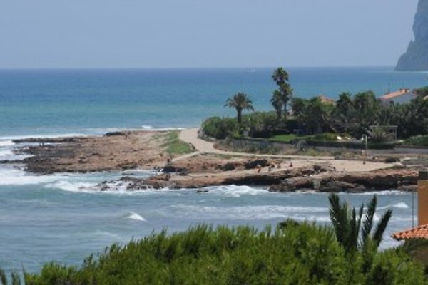 Las Rotas Denia. Marine Reserva zu geniessen mit eine wunder schön Promenade