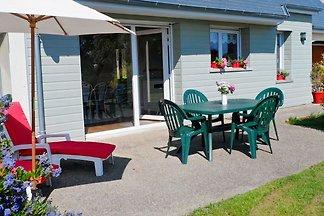 Ferienhaus an der Küste, Normandía